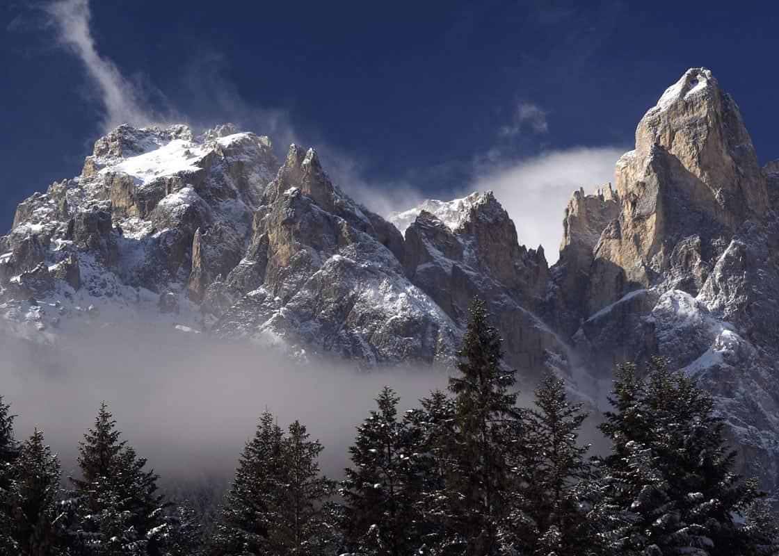 Foto Panoramica Dolomiti